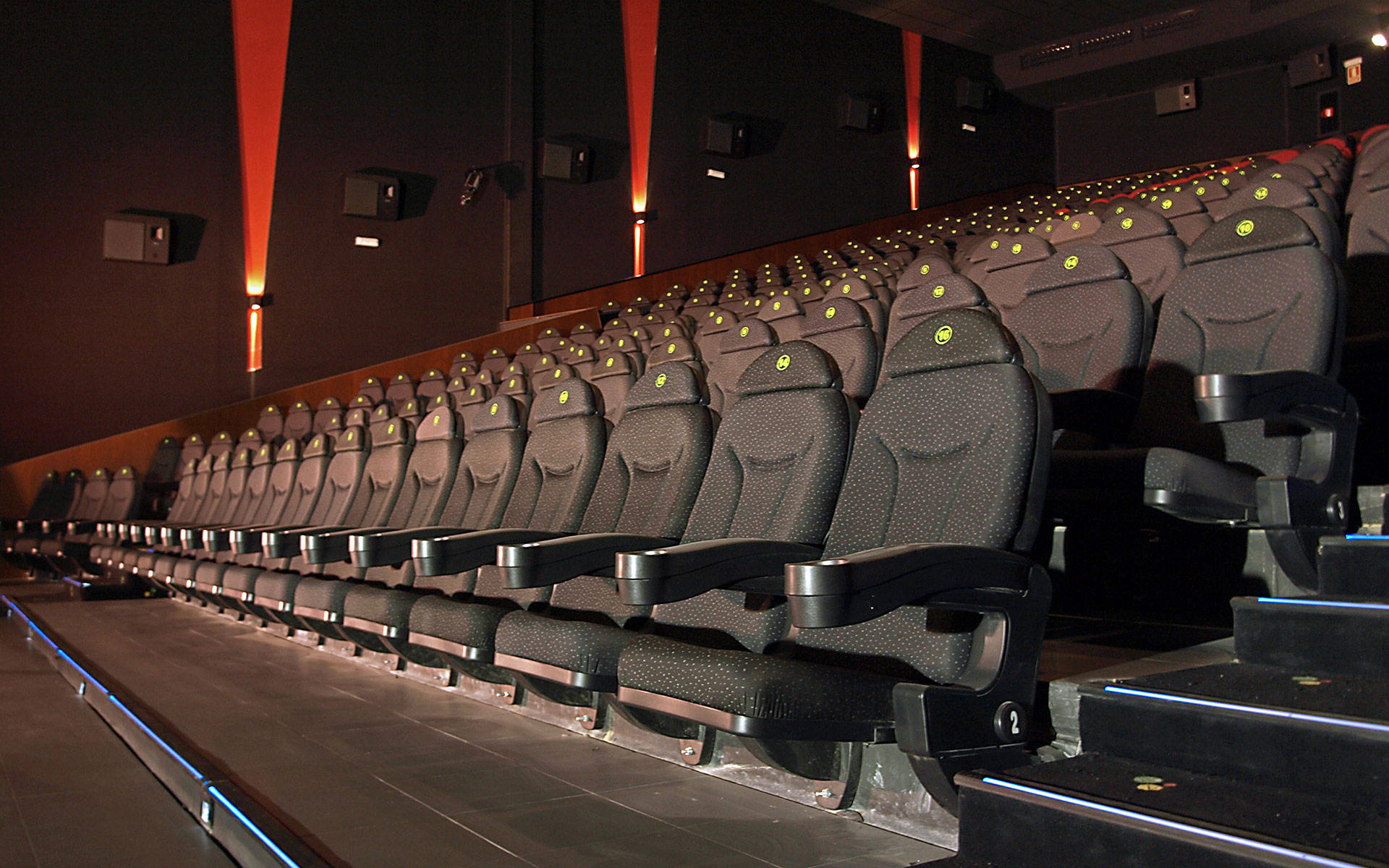 ideal yelmo cineplex: