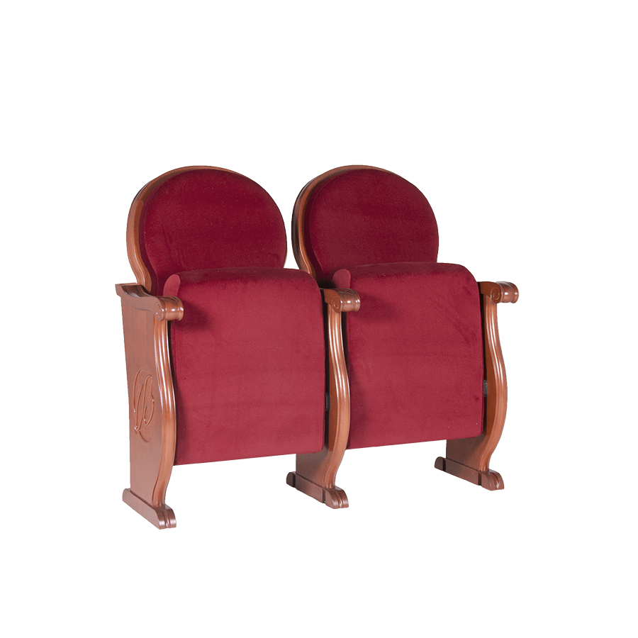 Sessel f r theater euro seating for Sessel 40 euro