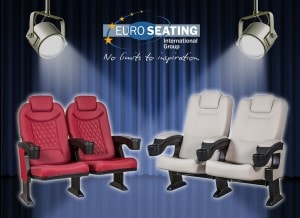 New Seats for Cinema: DIAMOND and RUBY