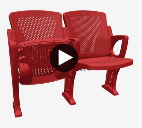 cadeira estádio