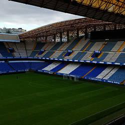 Estadio Riazor, A Coruña, España