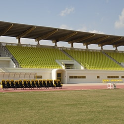 Ittihad Kalba Club Stadium - Kalba Football Club