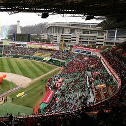 Munhak Baseball Stadium (SK WYVERNS TEAM)