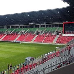 GKS Tychy stadium
