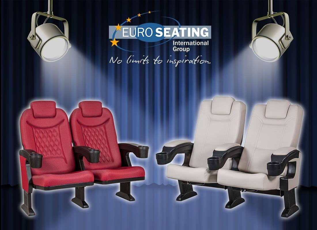 Nuevas butacas Euro Seating