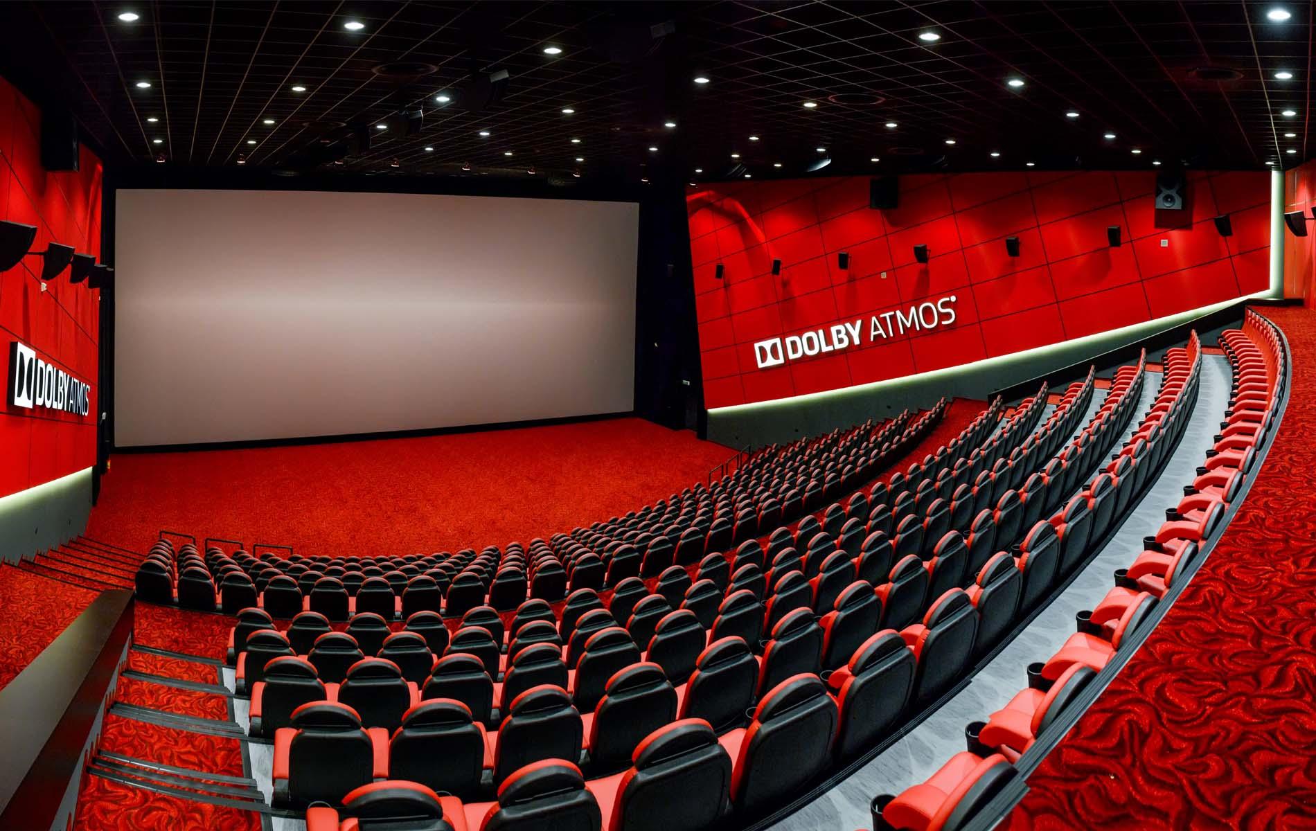 kino arena dolby atmos - ROMA ELITE