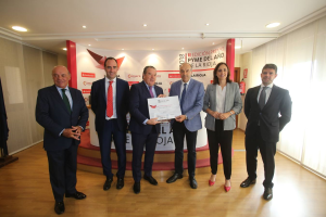 EURO SEATING PYME del Año de La Rioja 2018