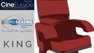 ¡EURO SEATING INTERNATIONAL en CineEurope 2019!