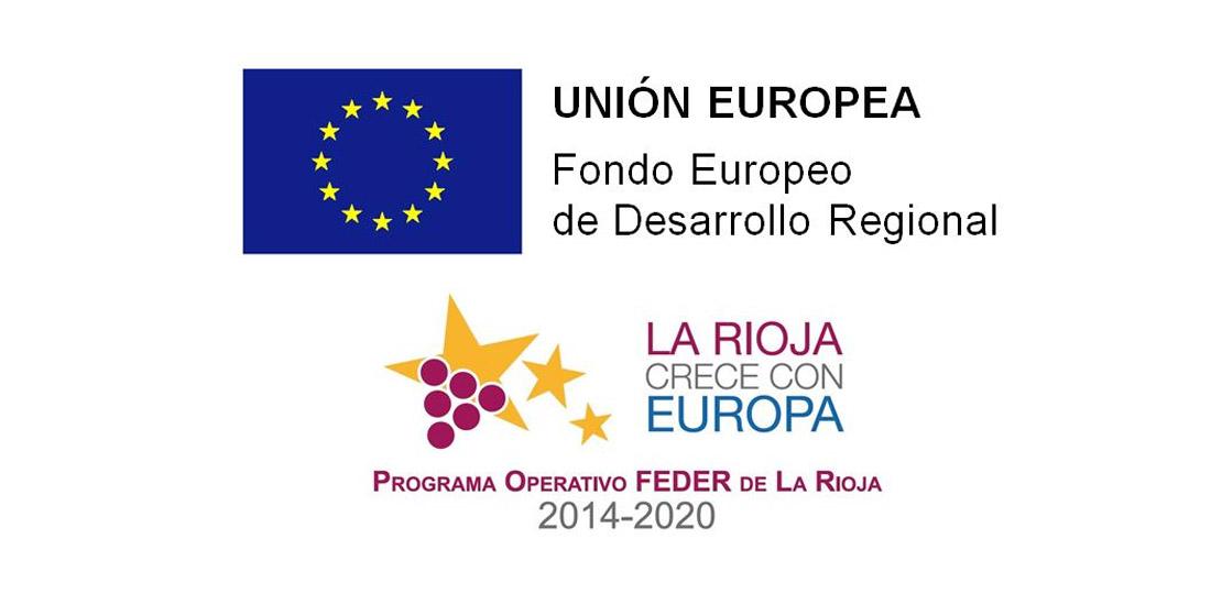 recibe una ayuda cofinanciada por el Fondo Europeo de Desarrollo Regional